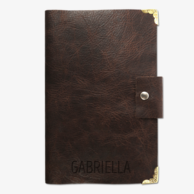 Exclusive Sale - Be Kind Custom Decorative Leather Journal