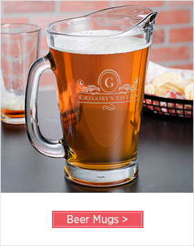 Beer Mugs & Growlers