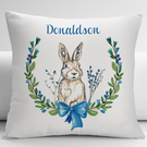 Bunny Custom Decorative Cushion Cover