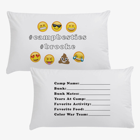 #Campbesties Personalized Pillowcase