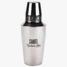 Cocktail King Personalized Steel Bar Shaker