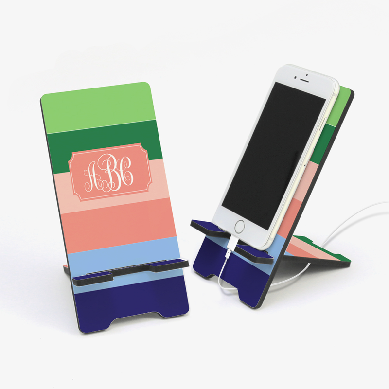 Phone Stand Designs : Desk accessories personalized cell phone stand buy now
