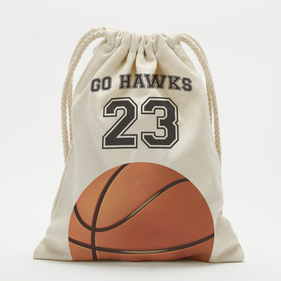 Custom Sports Drawstring Sack