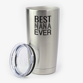 Custom Best Ever Steel Vacuum Insulated Large Tumbler