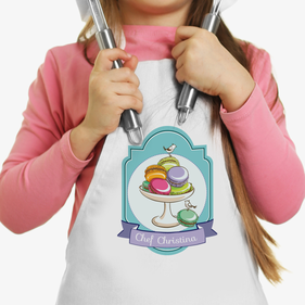 Custom Chef Kids Apron