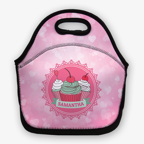 Custom Cupcakes Lunch Bag