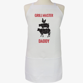 Custom Grill Master Farm Animals Apron