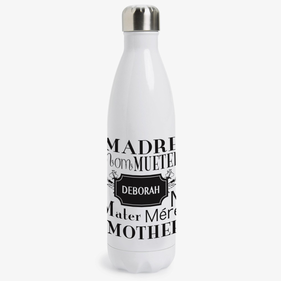 Custom Madre Insulated Beverage Bottle