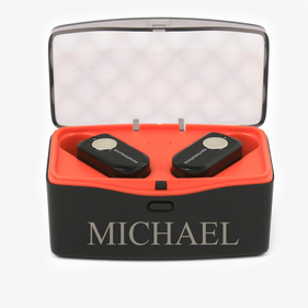 Custom Wireless Bluetooth Earbuds In Rechargeable Box