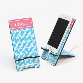 Customized Chelsea Cell Phone Stand