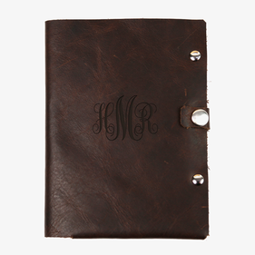 Customized Genuine Leather Passport Holder