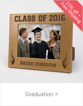 Graduation Gifts - use code GDX25 for 25% Off + Free Shipping