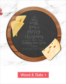 Wood & Slate - Use XMAS50 for 50% Off
