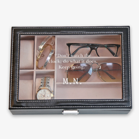 Don't Watch the Clock Custom Accessories Case