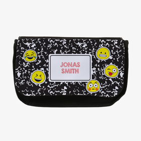 Emoji Personalized Pencil Case