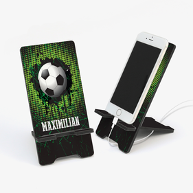 Exclusive Sale - Soccer Personalized Cell Phone Stand