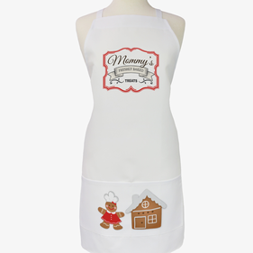 Freshly Baked Treats Custom Adult Apron