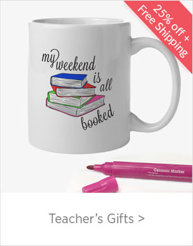Gifts for Teachers - use code TGX25 for 25% Off + Free Shipping