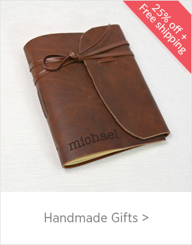 Handmade Gifts for Graduates - use code GDX25 for 25% Off + Free Shipping