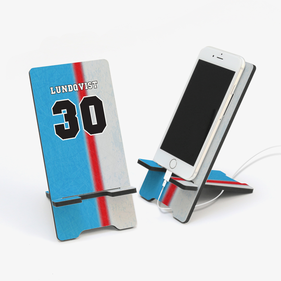 Hockey Personalized Cell Phone Stand