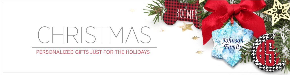 Clearance Holiday Shop - Use XMAS70 for 70% Off - Monogram Online