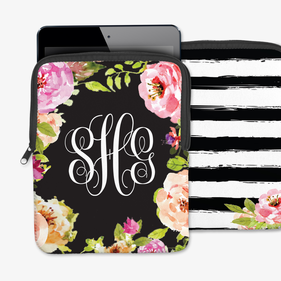 Midnight Garden Custom iPad/Tablet/Laptop Sleeve