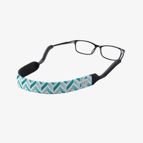 Monogram Chevron Eyewear Retainer