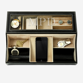 Monogram Jewelry / Watch Case
