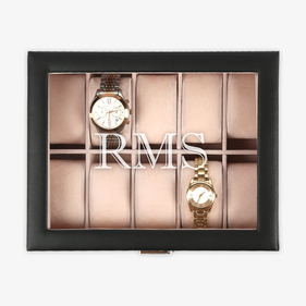 Monogram Watch Case