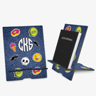 Monogram Treats Book and Ipad Stand