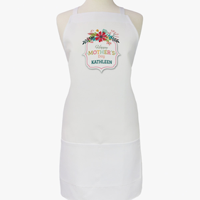 Mother's Day Personalized Apron