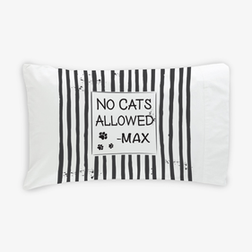 Nap King Personalized Dog Pillowcase