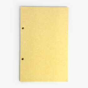 Paper Refills For Antique Style Personalized Notebook