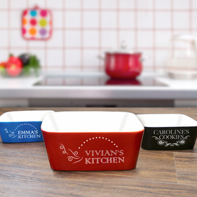 Personalized Kitchen Bowl