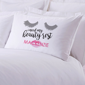 Personalized Beauty Rest Pillowcase