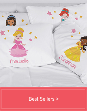 Personalized Kids Best Sellers
