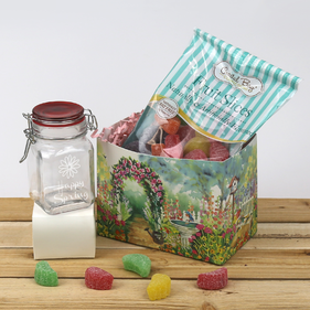 Personalized Easter Gift Basket