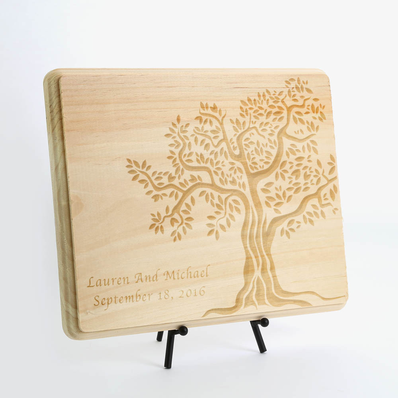 Personalized gifts family tree wood plaque shop now for Family tree gifts personalized