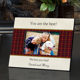 Personalized Father's Day Frame