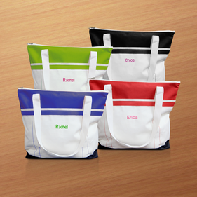 Personalized Tote for Fitness