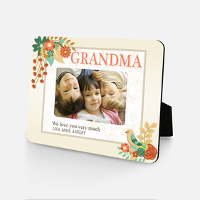 Personalized Grandma Picture Frame