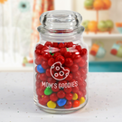 Personalized Grandma's Goodies Glass Jar
