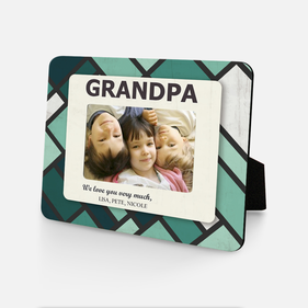Personalized Grandpa Picture Frame