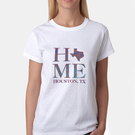Personalized Home State Women's T-Shirt