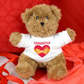Personalized Honey the Bear Teddy Bear