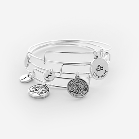 Personalized Horoscope Bangle