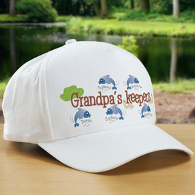 Personalized I'll keep you hat