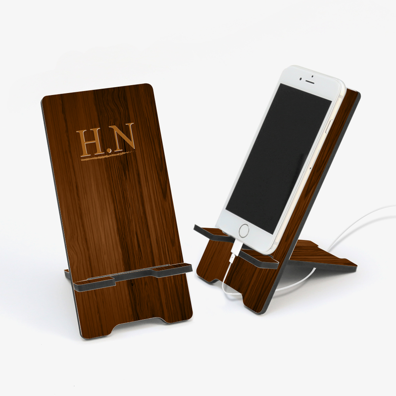 Personalized Gifts Initial Cell Phone Stand Shop Trending
