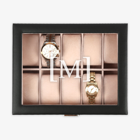 Exclusive Sale - Personalized Initial Watch Case