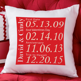 Personalized Decorative Cushion Cover